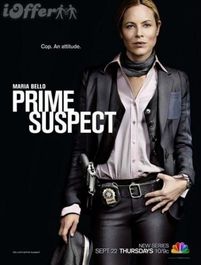 Prime Suspect starring Maria Bello Complete Series 1