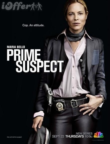 Prime Suspect starring Maria Bello Complete Series