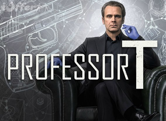 Professor T Seasons 1 and 2 with English Subtitles