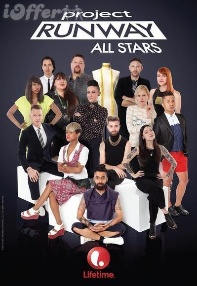 Project Runway All Stars Complete Season 1
