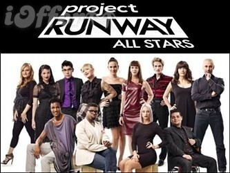 Project Runway All Stars Complete Season 4 (2015)