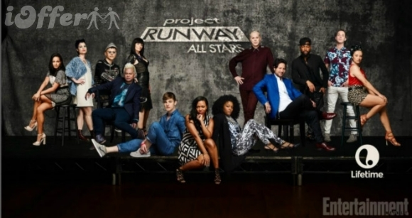 Project Runway All Stars Season 5 (2016)