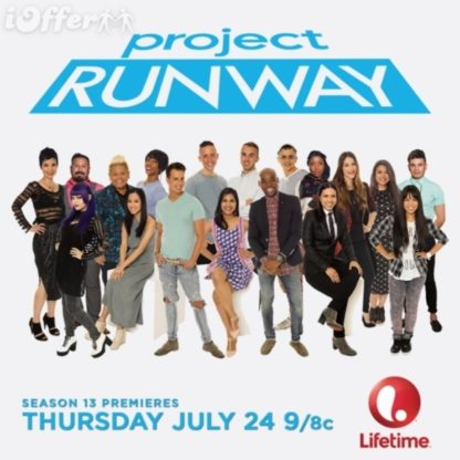 Project Runway Season 13 1