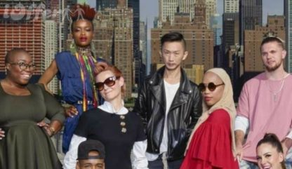 Project Runway Season 16 with Reunion 1
