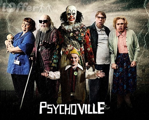 Psychoville Complete Series (Seasons 1 and 2)