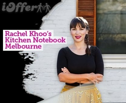 Rachel Khoo's Kitchen Notebook Melbourne (2015) 1