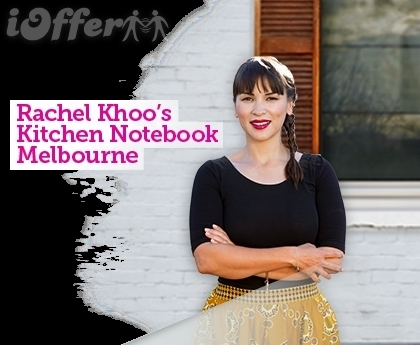Rachel Khoo's Kitchen Notebook Melbourne (2015)