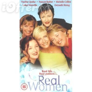 Real Women 1998 Complete Series starring Frances Barber 1