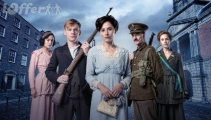 Rebellion (2016) Mini Series starring Ruth Bradley 1