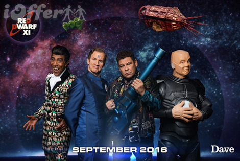 Red Dwarf XI Season 11 All Episodes