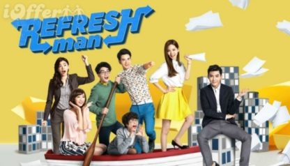 Refresh Man (Taiwan) Complete with English Subtitles 1
