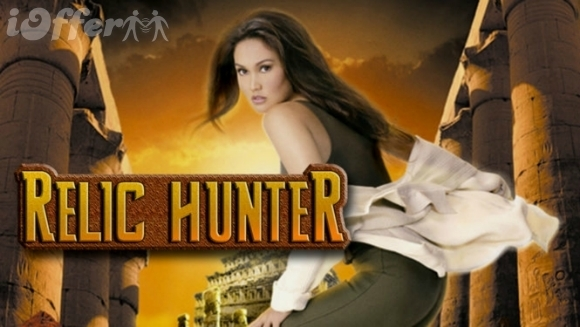 Relic Hunter -COMPLETE- Series with all Episodes