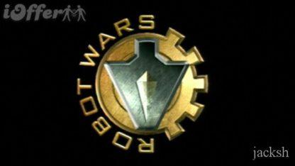Robot Wars UK Game Show All 7 Seasons 1