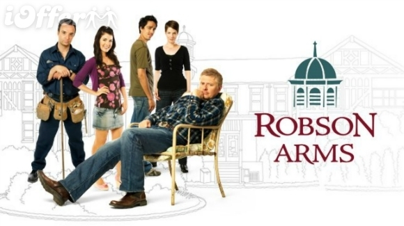 Robson Arms Complete Seasons 1+2+3