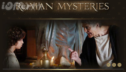 Roman Mysteries (2007) Complete Seasons 1 and 2 2