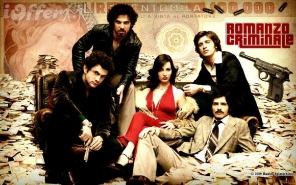 Romanzo Criminale The Series (Complete) English