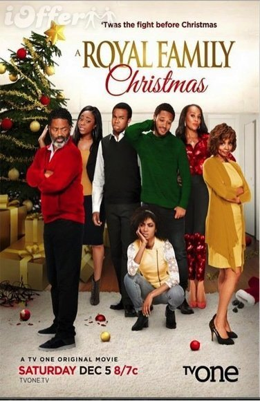 Royal Family Christmas (2015) with Debbi Morgan 1