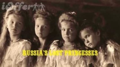 Russia's Lost Princesses (Gilded Cage + World Turned) 1
