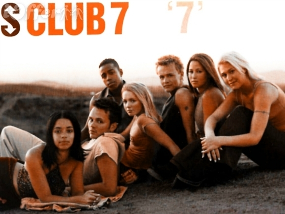 S Club 7 Miami, LA, Hollywood, Viva's Club