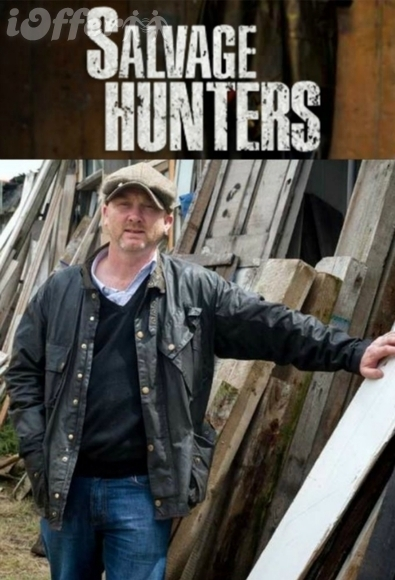 Salvage Hunters Season 7 (2015) Others Available!