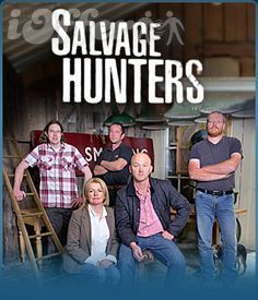 Salvage Hunters Season 9 (2016) All 15 Episodes 1