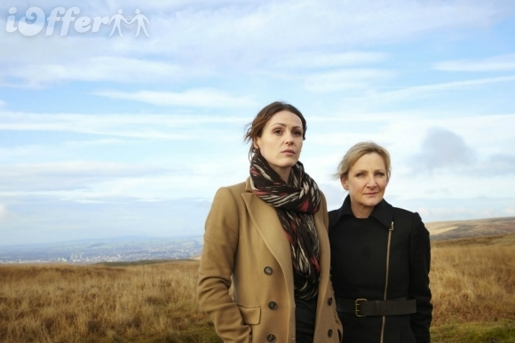 Scott and Bailey Complete 3 Seasons