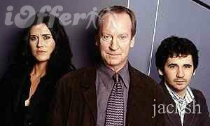 Sea of Souls Seasons 1 through 4 with Bill Paterson