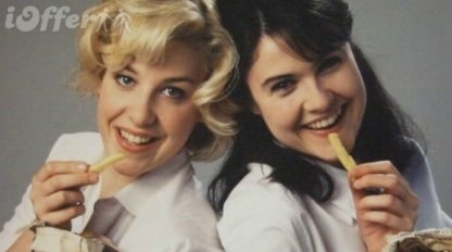 Sex, Chips & Rock n' Roll Complete starring Emma Cooke 1