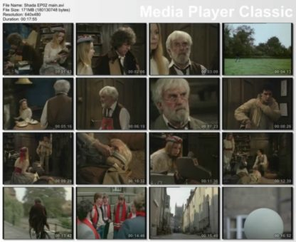 Shada starring Tom Baker All Episodes With Extras 1
