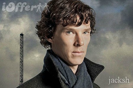Sherlock Complete Series with Benedict Cumberbatch