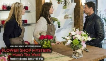 Shop Mystery: Mum's the Word (2016) with Beau Bridges 1