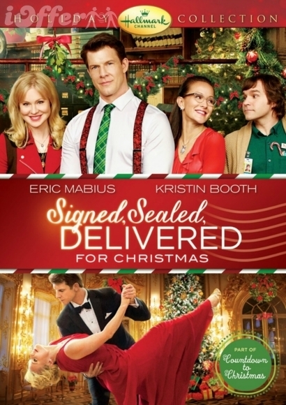 Signed, Sealed, Delivered for Christmas (2014) 1