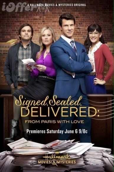Signed, Sealed, Delivered From Paris with Love (2015) 1