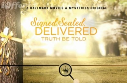 Signed, Sealed, Delivered Truth Be Told (2015) 1