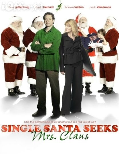 Single Santa Seeks Mrs. Claus with Steve Guttenberg 1