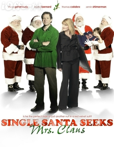 Single Santa Seeks Mrs. Claus with Steve Guttenberg