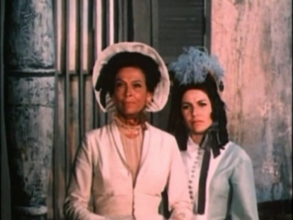 Slaves (1969) Starring Dionne Warwick and Ossie Davis