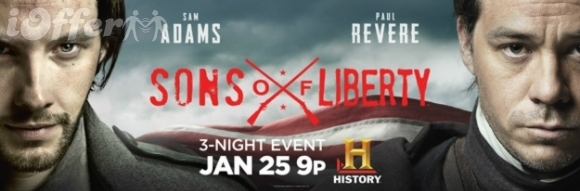 Sons of Liberty (2015) Mini-Series
