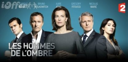 Spin (Les hommes de l'ombre) Seasons 1 and 2 Eng Subs 1