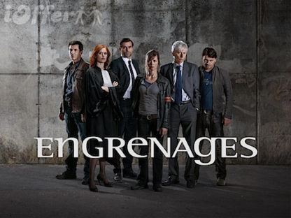 Spiral / Engrenages COMPLETE 5 Seasons ENG Subtitles 1