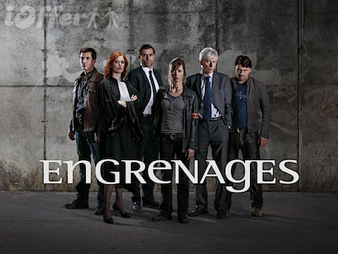 Spiral / Engrenages COMPLETE 5 Seasons ENG Subtitles
