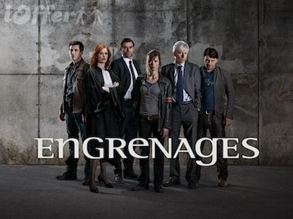 Spiral (Engrenages) Season 4 with English Subtitles 1
