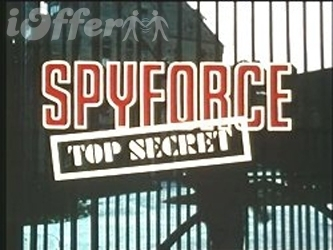 Spyforce COMPLETE 42 Episodes