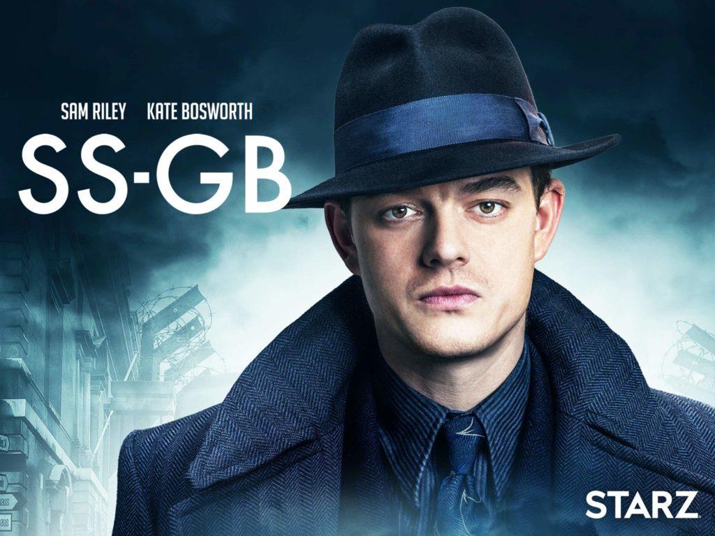 SS-GB (2017) Len Deighton Series