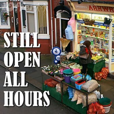 Still Open All Hours Season 1 with Christmas Special