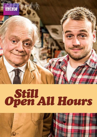 Still Open All Hours Seasons 2 and 3