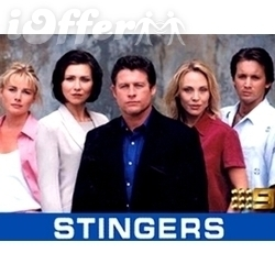 Stingers Complete 8 Seasons starring Peter Phelps on DVD