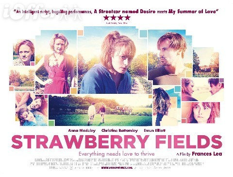 Strawberry Fields (2012) starring Emun Elliott