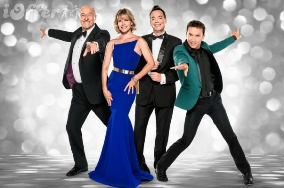 Strictly Come Dancing Season 14 (2016) with Xmas Specia