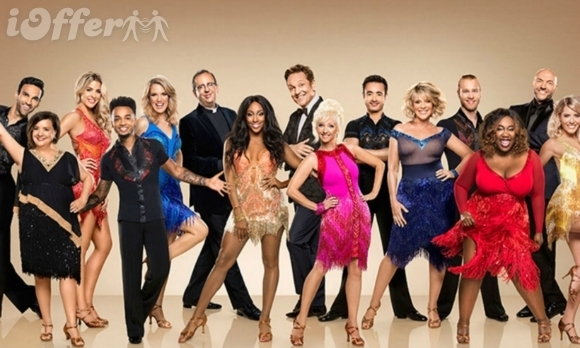 Strictly Come Dancing Season 15 with Xmas 2017